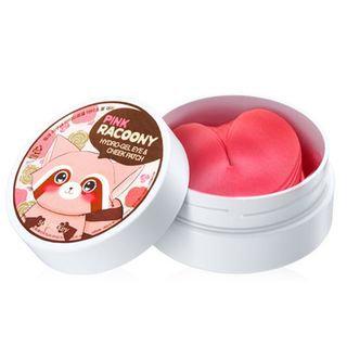 Secret Key - Pink Racoony Hydro-gel Eye & Cheek Patch 30pcs