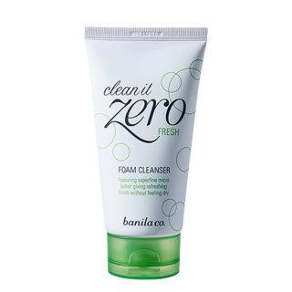 banila co. - Clean It Zero Foam Cleanser Fresh 150ml 150ml