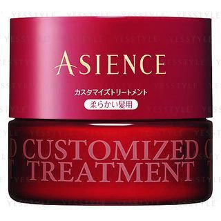 Kao - ASIENCE Customized Treatment (Soft Hair) 180g