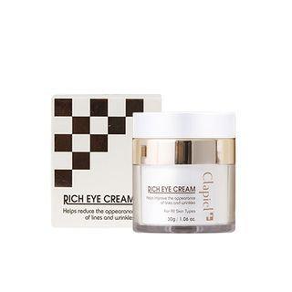 Clapiel - Rich Eye Cream 30g 30g