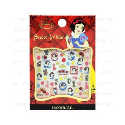 Lacolaran - Nail Seal (Princess Snow White) 1 set