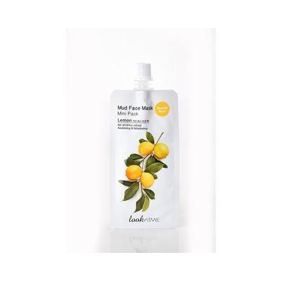 lookATME - Mud Wash Off Mask Pack (Lemon) 30ml
