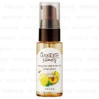 Vecua Honey - Wonder Honey Honey Dew Nail and Hair Oil (Fresh Citrus) 20ml