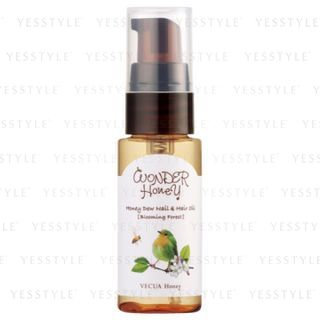 Vecua Honey - Wonder Honey Honey Dew Nail and Hair Oil (Blooming Forest) 20ml