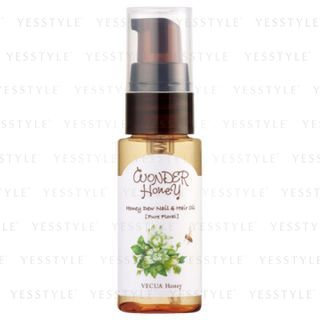 Vecua Honey - Wonder Honey Honey Dew Nail and Hair Oil (Pure Floral) 20ml