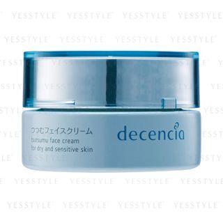 DECENCIA - Tsutsumu Face Cream (For Dry and Sensitive Skin) 30g