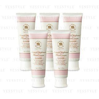 Beaute De Sae - Natural Perfumed Hand Cream (Rose Bouquet) 5 pcs