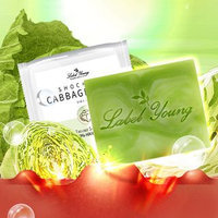 Label Young - Shocking Cabbage Soap 100g 100g