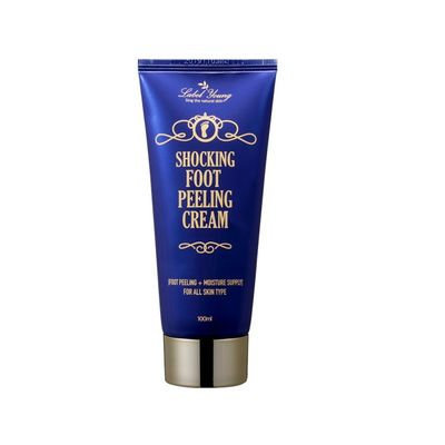 Label Young - Shocking Foot Peeling Cream 100ml 100ml
