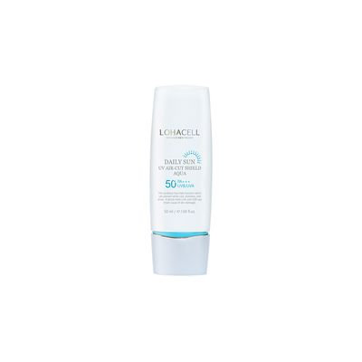 LOHACELL - Daily UV Sun Air-Cut Shield Aqua SPF50+ PA+++ 50ml 50ml