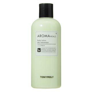 Tony Moly - Aroma Heals Body Lotion 1/2 Stress 300ml 300ml