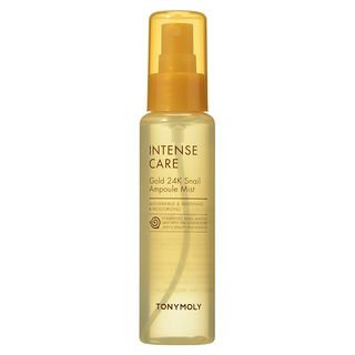 Tony Moly - Intense Care Gold 24K Snail Ampoule Mist 100ml 100ml