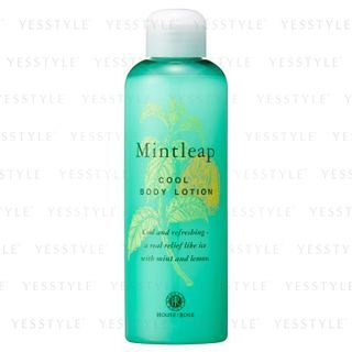 House of Rose - Mintleap Cool Body Lotion 200ml