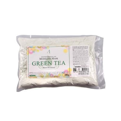 Anskin - Original Green Tea Modeling Mask (Refill) 240g 240g