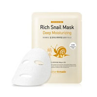 mother made - Deep Moisturizing Rich Snail Mask 1pc 25ml