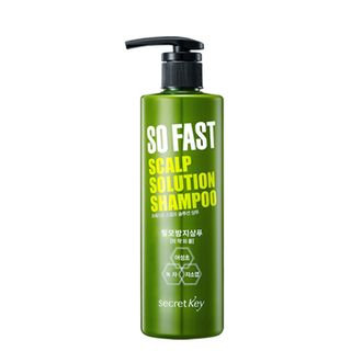 Secret Key - So Fast Scalp Solution Shampoo 500ml 500ml