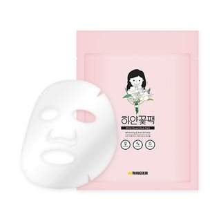 WANGSKIN - White Flower Mask Pack 1pc 23g