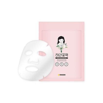 WANGSKIN - White Flower Mask Pack 1pc 23g
