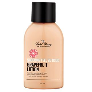 Label Young - Shocking Feel So Good Grapefruit Lotion 120ml 120ml