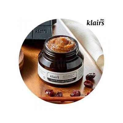 Dear, Klairs - Gentle Black Sugar Facial Polish 110g 110g