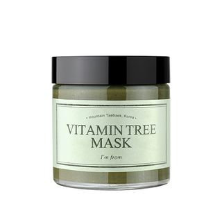 I'm From Im from - Vitamin Tree Mask 110g 110g