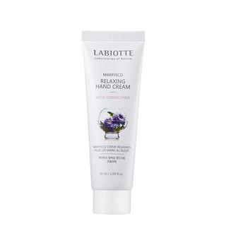 LABIOTTE - Marryeco Relaxing Hand Cream With Cornflower 50ml 50ml