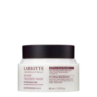 LABIOTTE - Silk Hair Treatment Mask 80ml 80ml