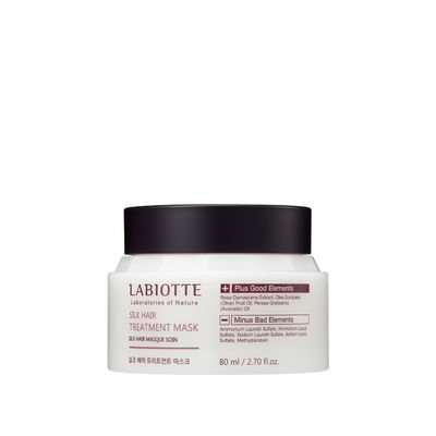 LABIOTTE - Silk Hair Treatment Mask 80ml 80ml