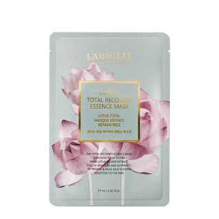 LABIOTTE - Lotus Total Recovery Essence Mask 1pc 25ml