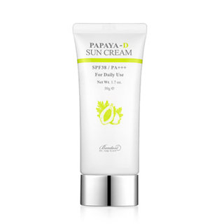 Benton - Papaya-D Sun Cream SPF38 PA+++ 50g 50g