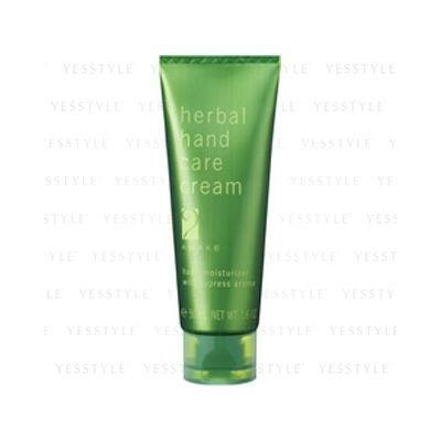 Kose - AWAKE Herbal Hand Care Cream 48g