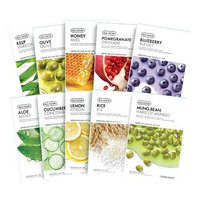 The Face Shop - Real Nature Face Mask (20 Types) 20g Lotus