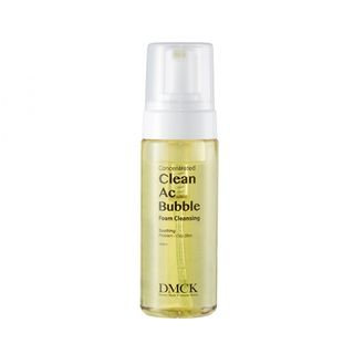 DMCK - Clean AC Bubble Foam Cleansing 160ml 160ml