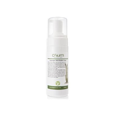 O'sum OSUM - Asparagus Mild Bubble Foam 150ml 150ml