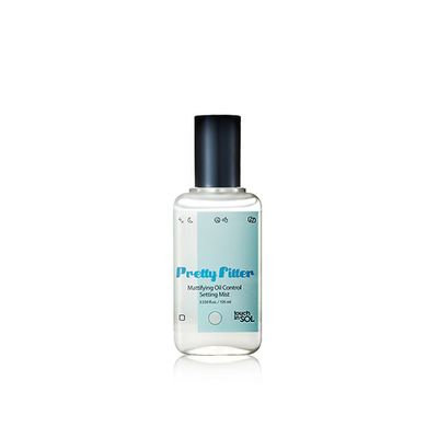 Touch In Sol Pretty Filter Mattifying Oil Control Setting Mist