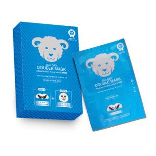 OnDay - Skin Day Double Mask Aqua Moisture Animal Mask (Sheep) 10pcs 10pcs