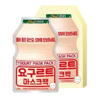 Skin's Boni SkinS Boni - Yogurt Mask Pack 10pcs 25g x 10pcs