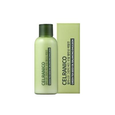 CELRANICO - Green Tea Seed Oil Balancing Emulsion 180ml 180ml
