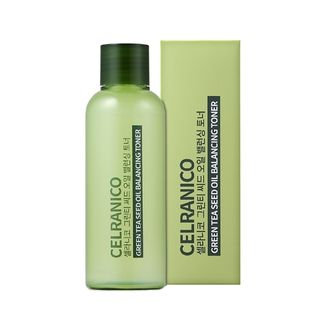 CELRANICO - Green Tea Seed Oil Balancing Toner 180ml 180ml