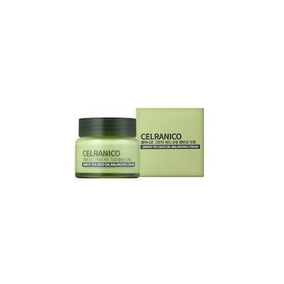 CELRANICO - Green Tea Seed Oil Balancing Cream 50ml 50ml