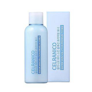 CELRANICO - Water Skin Solution Premium Toner 180ml 180ml
