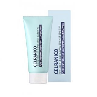 CELRANICO - Pure Skin Project Clay Foam Cleansing Pack 150ml 150ml