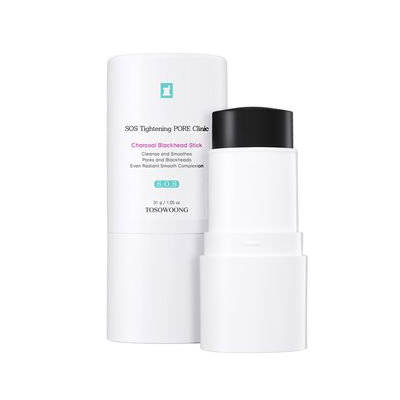 TOSOWOONG - SOS Tightening Pore Clinic Charcoal Blackhead Stick 31g 31g