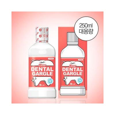 W.Lab - Clear Dental Gargle 250ml 250ml