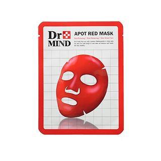 Dr.mind Dr. MIND - APOT Red Mask 5pcs 25g x 5pcs