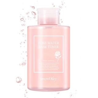 Secret Key - Rose Water Base Toner 500ml 500ml