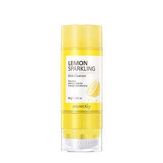 Secret Key - Lemon Sparkling Stick Cleanser 38g 38g