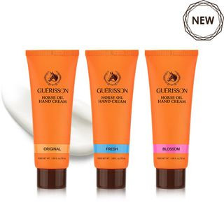 CLAIRE'S KOREA - GUERISSON Horse Oil Hand Cream 30ml (3 types) #3 Fresh