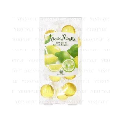 House of Rose - Aroma Rucette Bath Beads (Lemon & Bergamot) 7g x 11 pcs