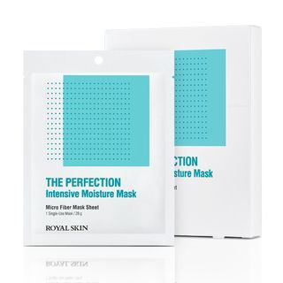 ROYAL SKIN - The Perfection Insentive Moisture Mask 5pcs 28g x 5